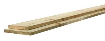 <BIG><B>Midden-Europees vuren fijnbezaagde plank 1,9 x 14,5 x 180 cm.</B></BIG>