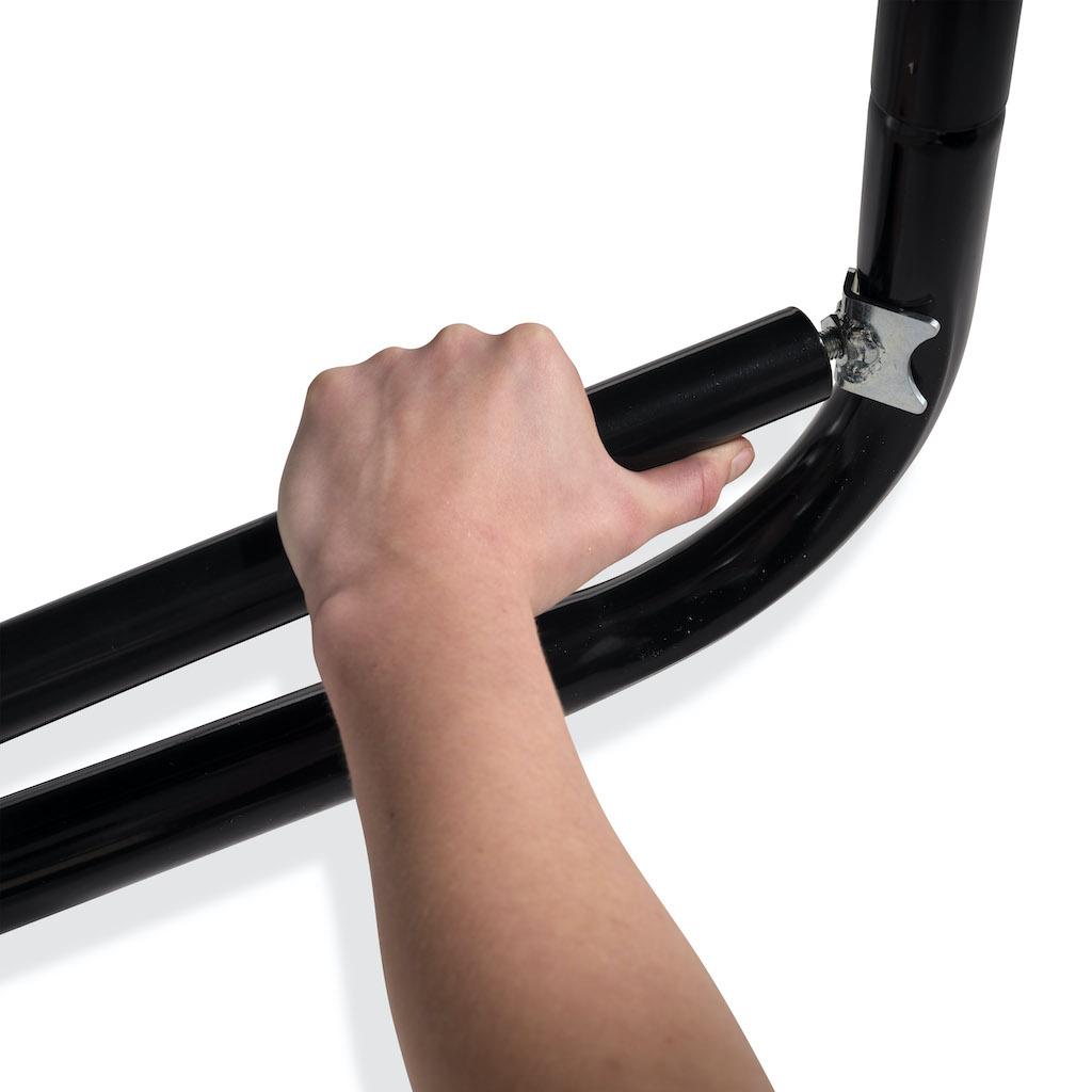 Arrêt de tondeuse robot EXIT L pour trampolines (lot de 2)