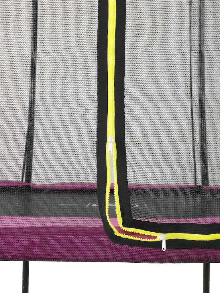 EXIT Silhouette trampoline ø183cm - roze