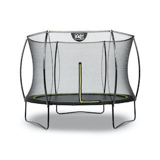 EXIT Silhouette trampoline ø244cm - zwart