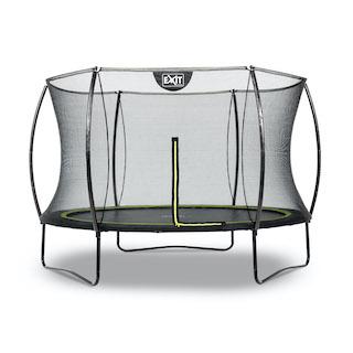 EXIT Silhouette trampoline ø305cm - zwart