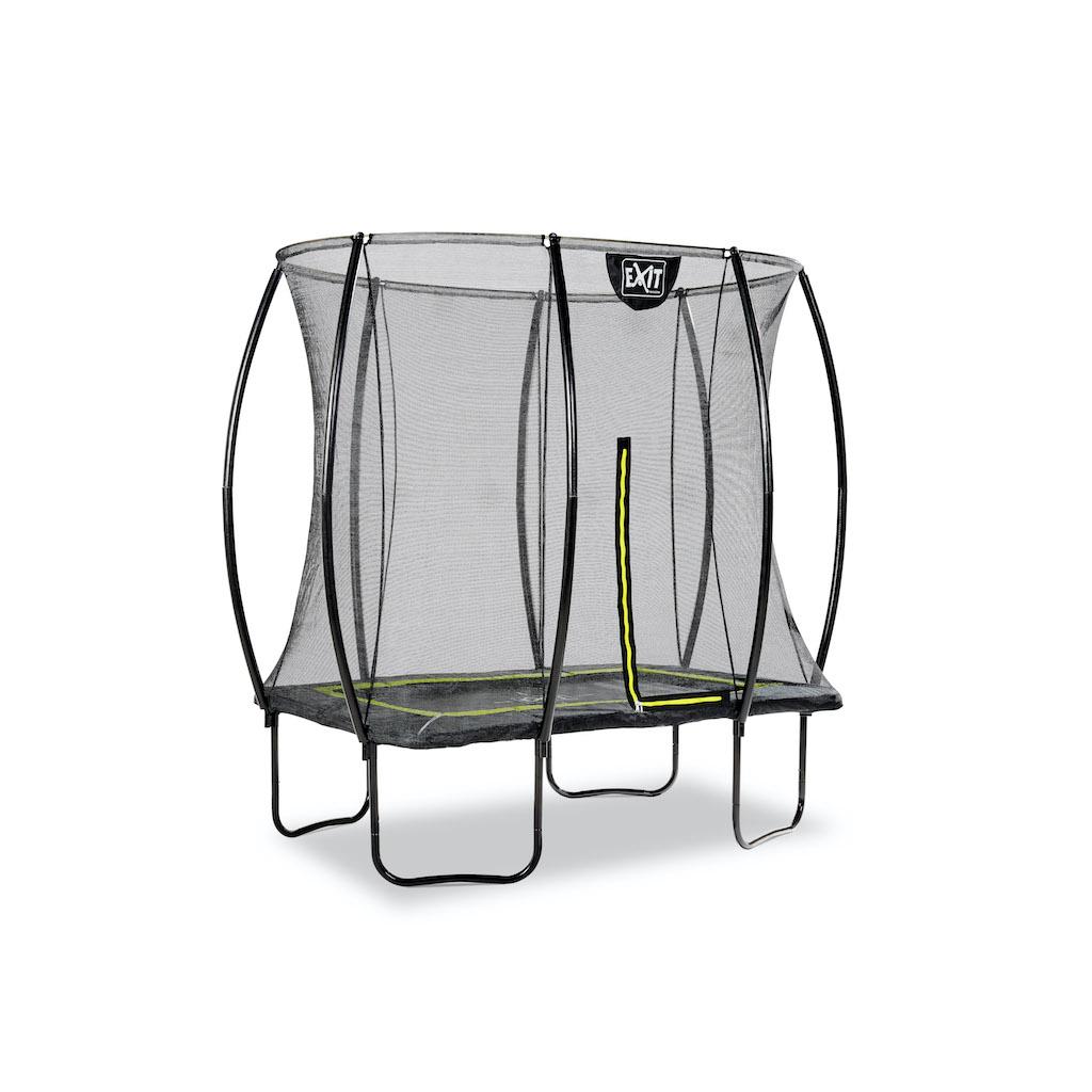 EXIT Silhouette trampoline 153x214cm - zwart
