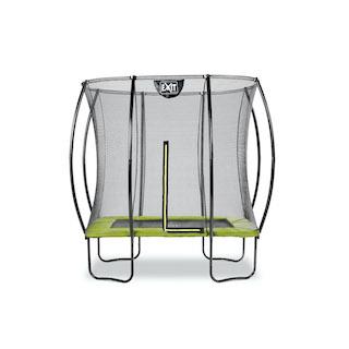 EXIT Silhouette trampoline 153x214cm - groen