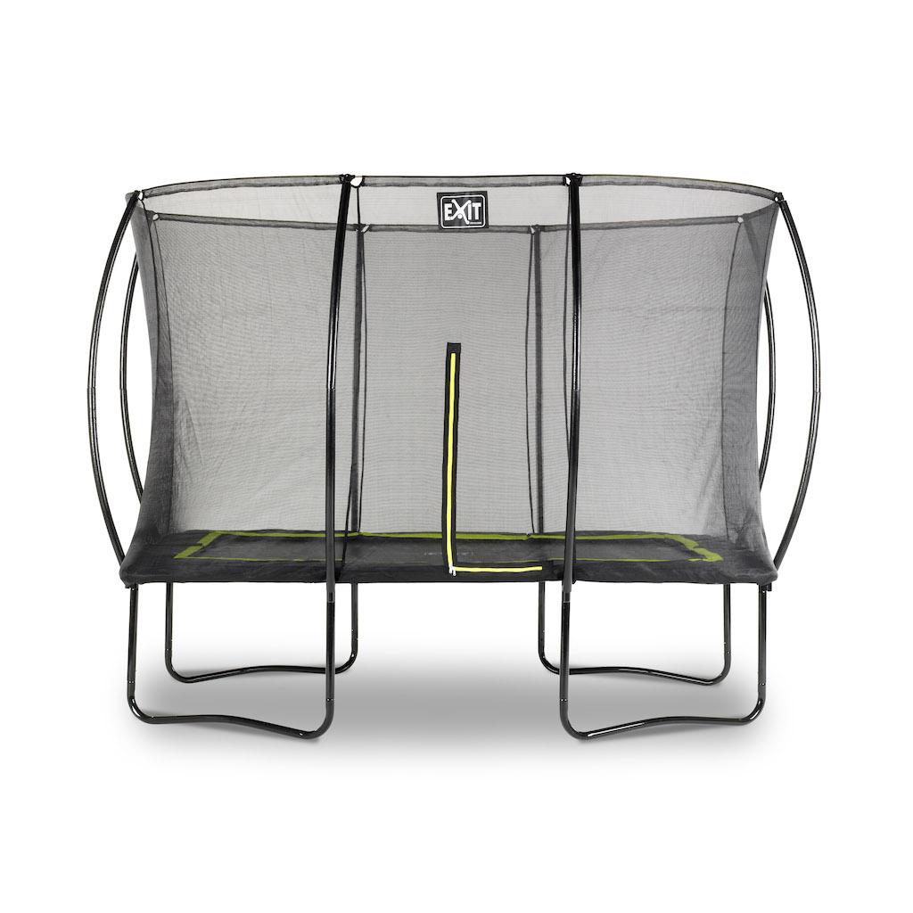 EXIT Silhouette trampoline 214x305cm - zwart