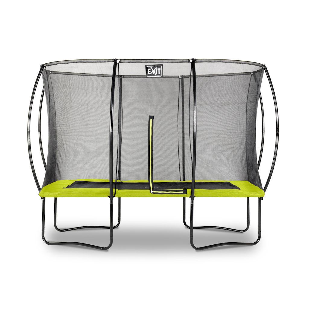 EXIT Silhouette trampoline 214x305cm - groen