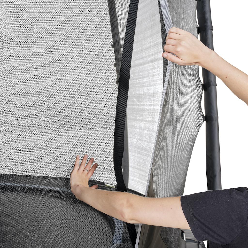 EXIT PeakPro trampoline ø305cm - zwart