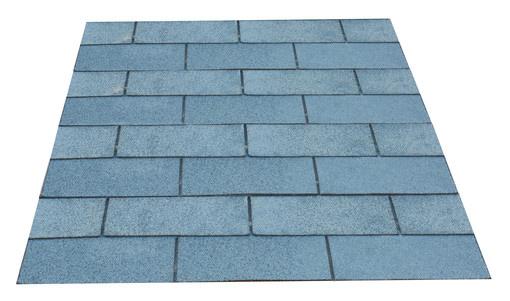 <BIG> <B> Bardeaux de toit par paquet de 3 m2, gris. </B> </BIG>
