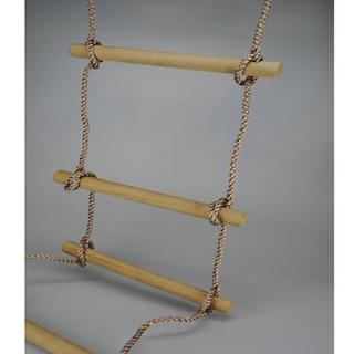 E-woodproducts touwladder 6 treden