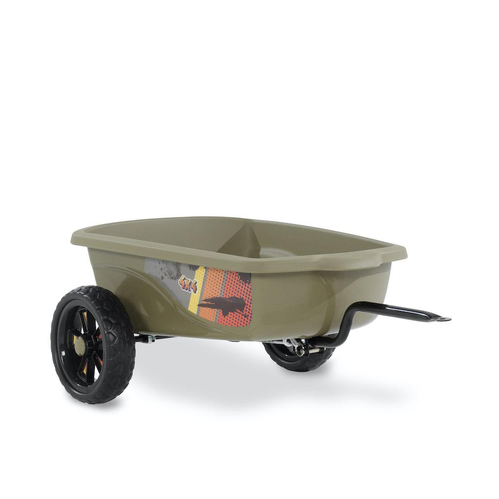 Remorque de karting EXIT Foxy Expedition - vert foncé