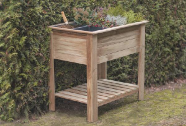 <BIG><B>Table de jardin potager (82 x 85 cm)</B></BIG>