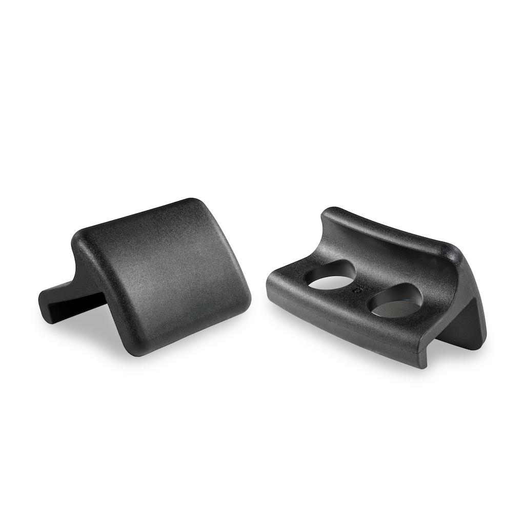 EXIT hoofdsteun en bekerHouder:  set voor Leather Premium spa