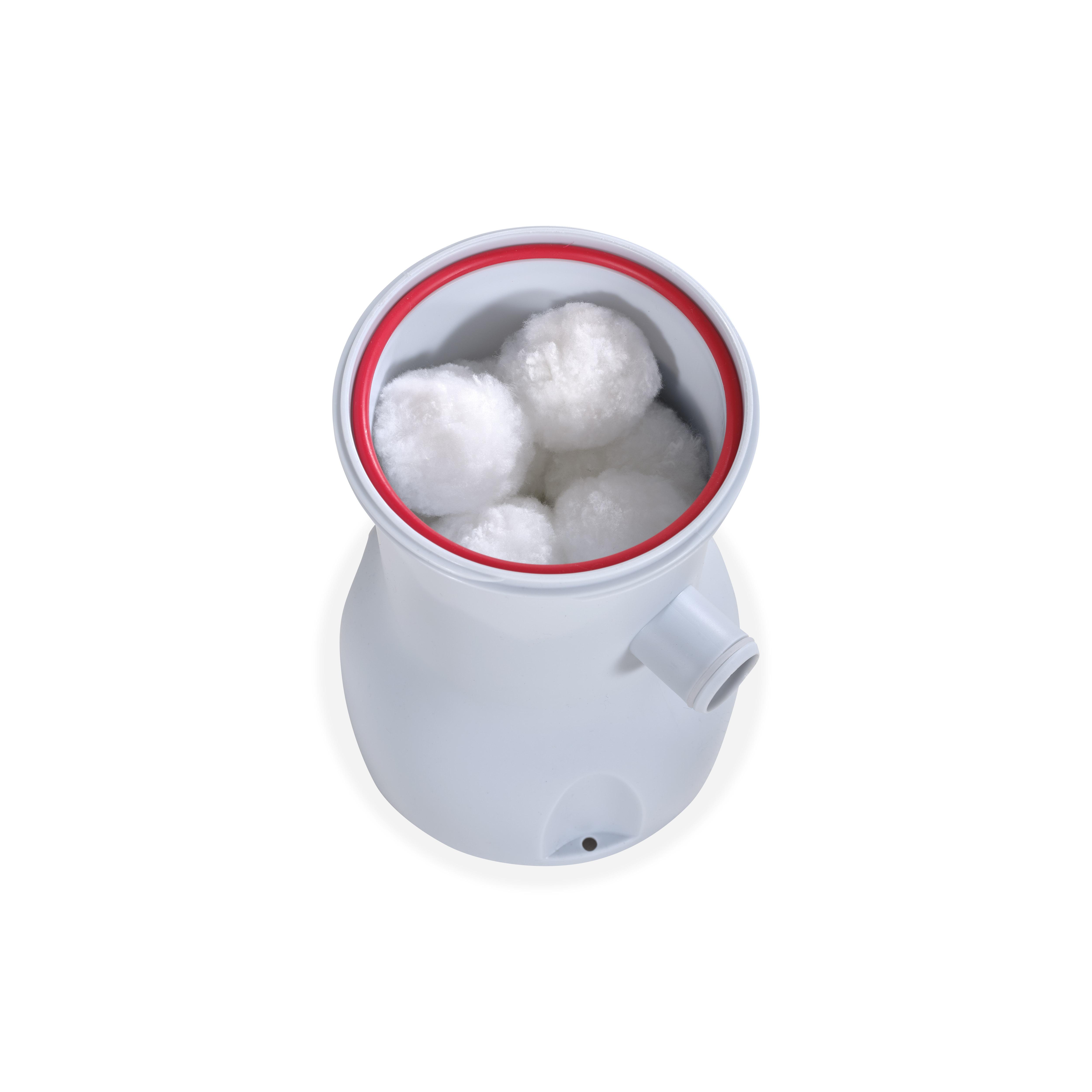 EXIT filterwatten voor 530-1000gal/h cartridge filterpomp
