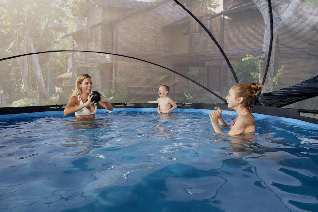 EXIT Zwembad overkapping ø300cm