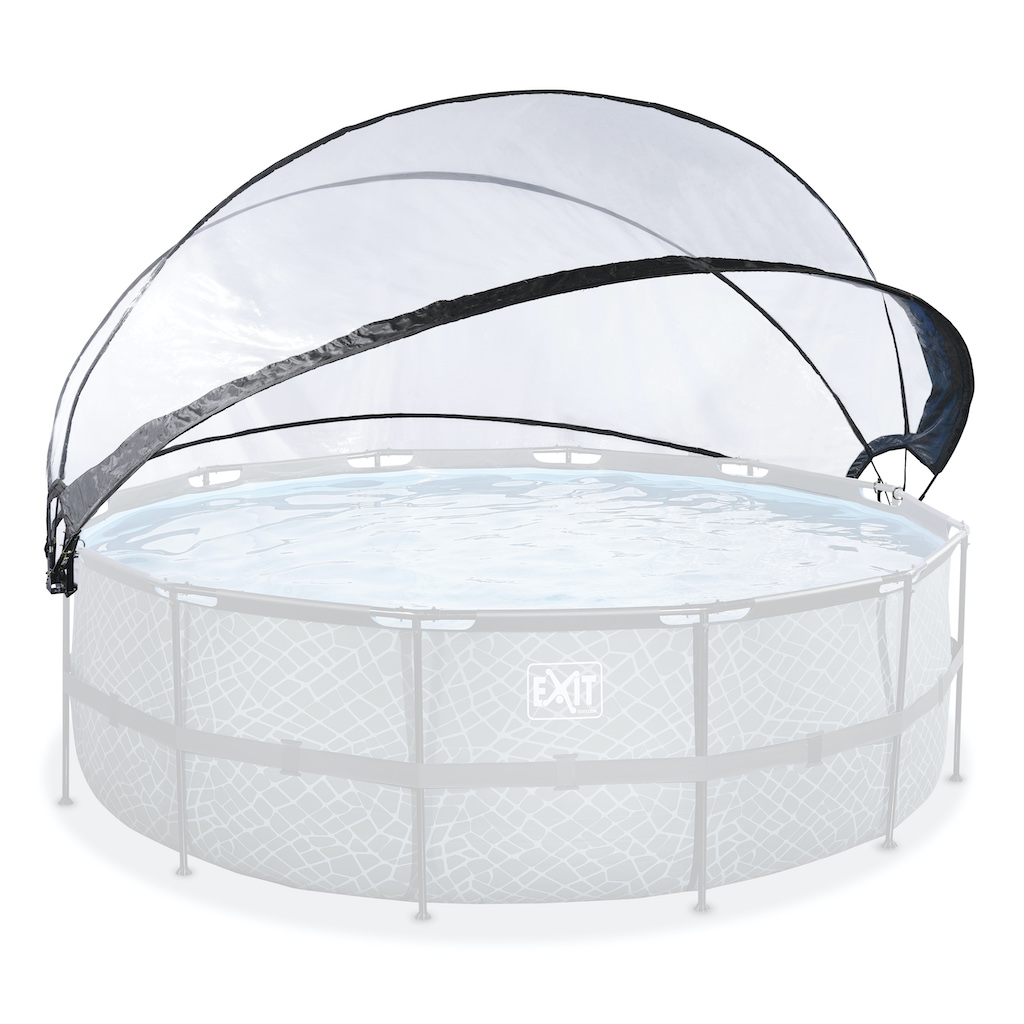 Abri de piscine EXIT ø427cm