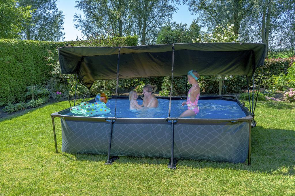 EXIT zwembad schaduwdoek 220x150cm