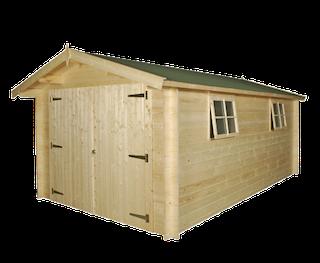 Garage 320x505 cm