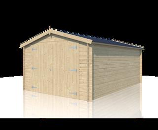 Garage | classique | 355 x 535 cm