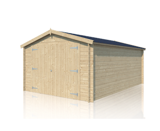 Garage | Klassiek | 355 x 535 cm