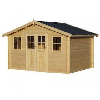 Cabane en bois Montréal | 415 x 295 + 10 cm