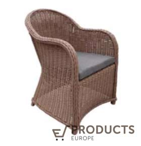 <BIG><B>Wicker stoel Lawrence</B></BIG>
