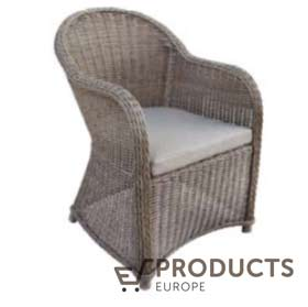 <BIG><B>Wicker stoel Davidson</B></BIG>