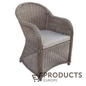 <BIG><B>Wicker stoel Davidson</B></BIG>