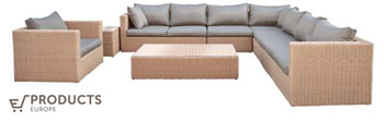 <BIG><B>Wicker loungeset Oakland</B></BIG>