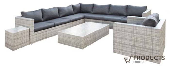 <BIG><B>Wicker loungeset Greenwood</B></BIG>