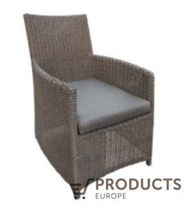 <BIG><B>Wicker stoel Danburry</B></BIG>