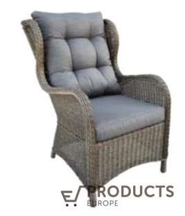 <BIG><B>Wicker stoel Delafield</B></BIG>
