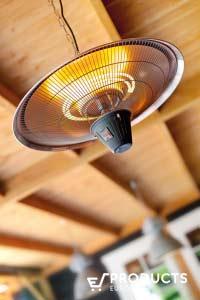 <BIG><B>Heater Plafond model</B></BIG>