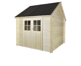 Blokhut | Gloucester S | 295 x 295 | E-woodproducts |