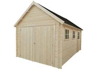 Garage Gloucester | 320 x 535 cm