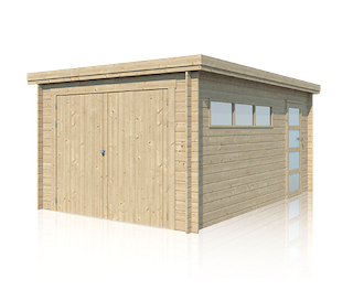 Garage | Yukon | 325 x 505 cm