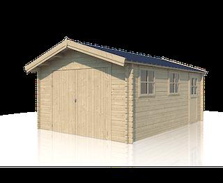 Garage | Klassiek | 385 x 565 cm