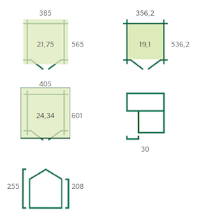 Garage | classique | 385 x 565 cm