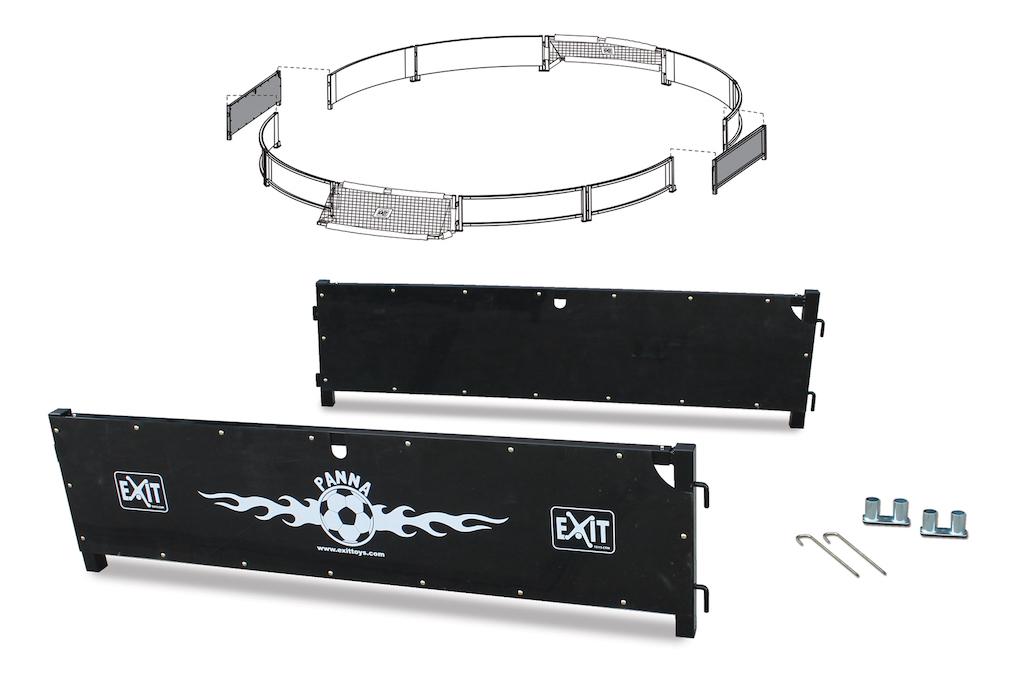 EXIT Panna-Field Extension kit 153cm (5ft) (2 boarding elementen)