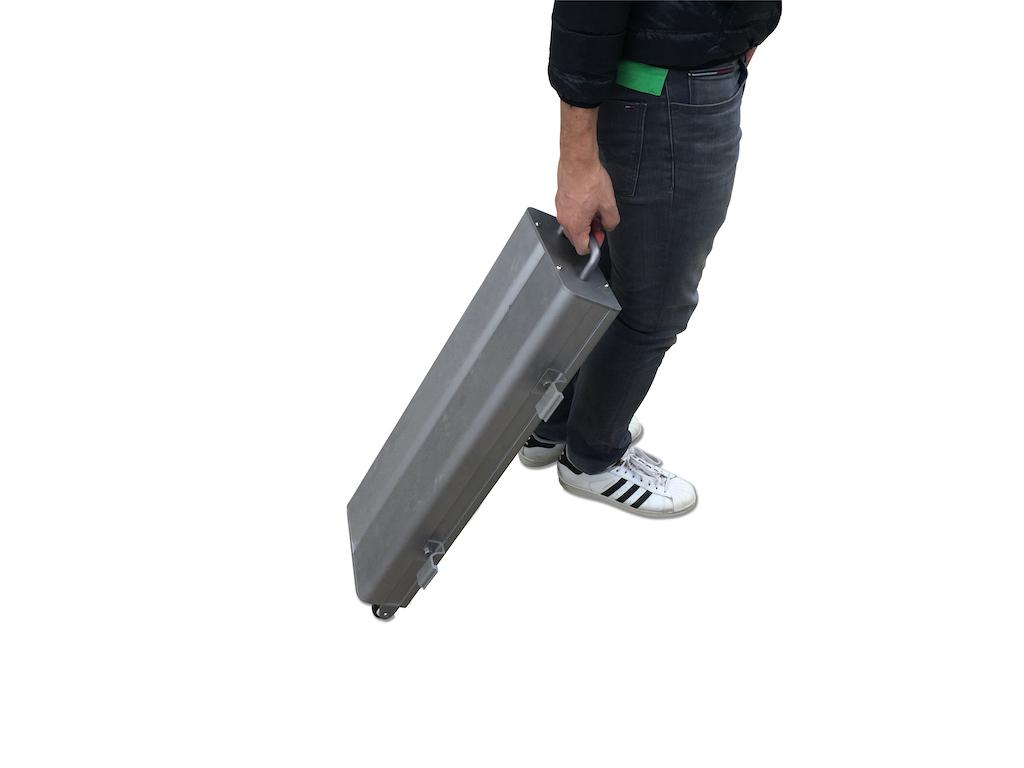 EXIT Contre Poids Scala: (25 kg) pendant sec. sur gazon (artificiel)