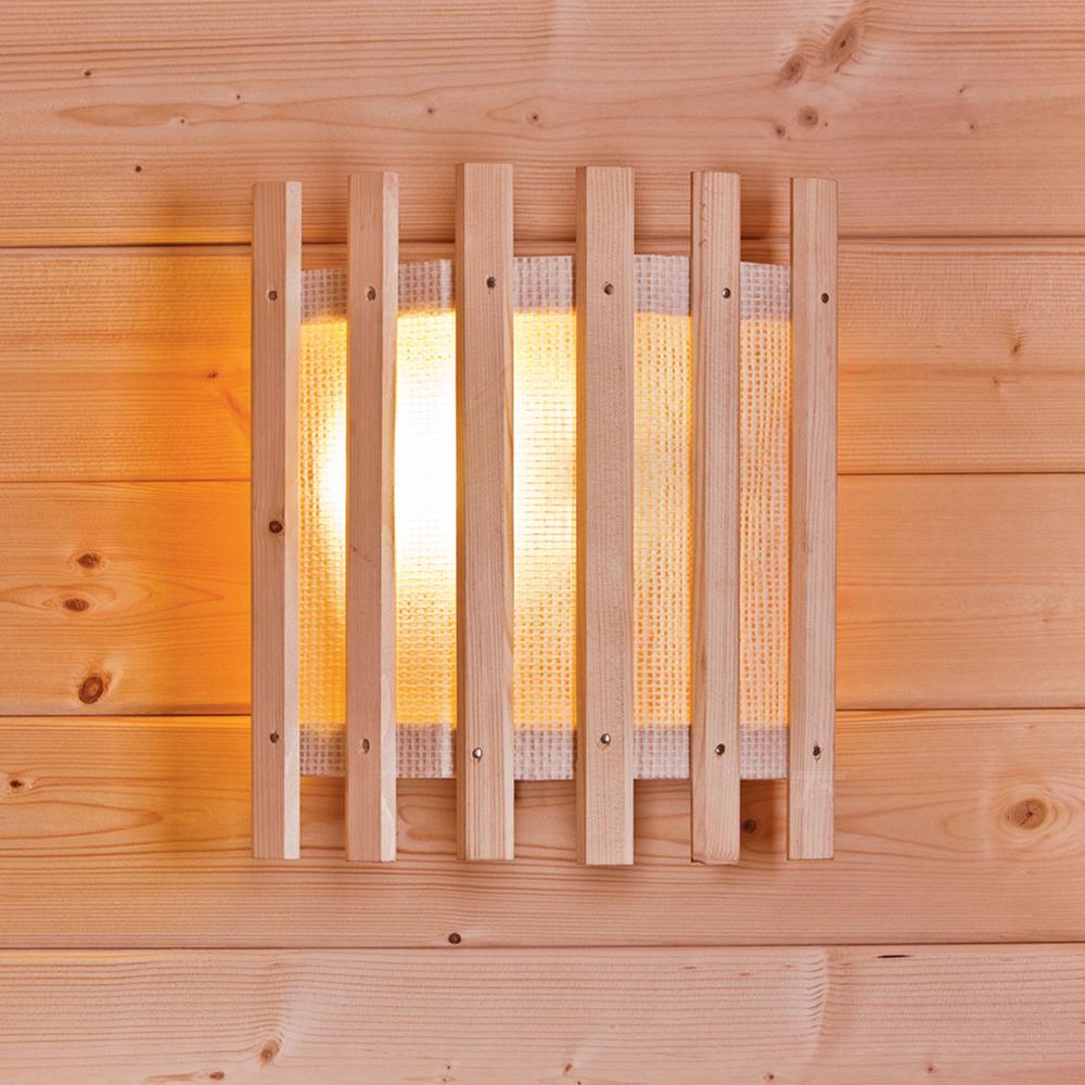<BIG><B>Lampe de sauna</B></BIG>