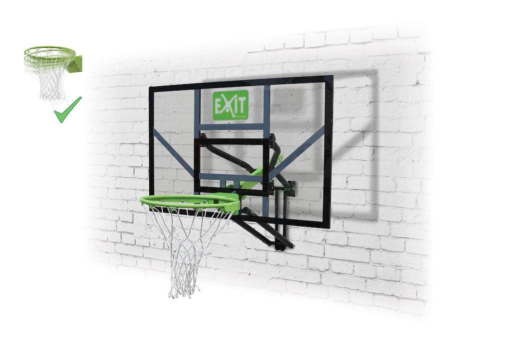 EXIT Galaxy Wall-mount System (met Dunkring)