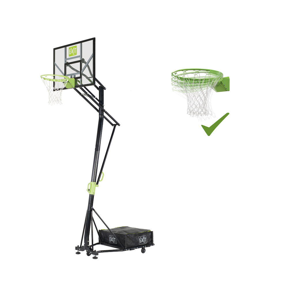 EXIT Galaxy Portable Basket (met Dunkring)