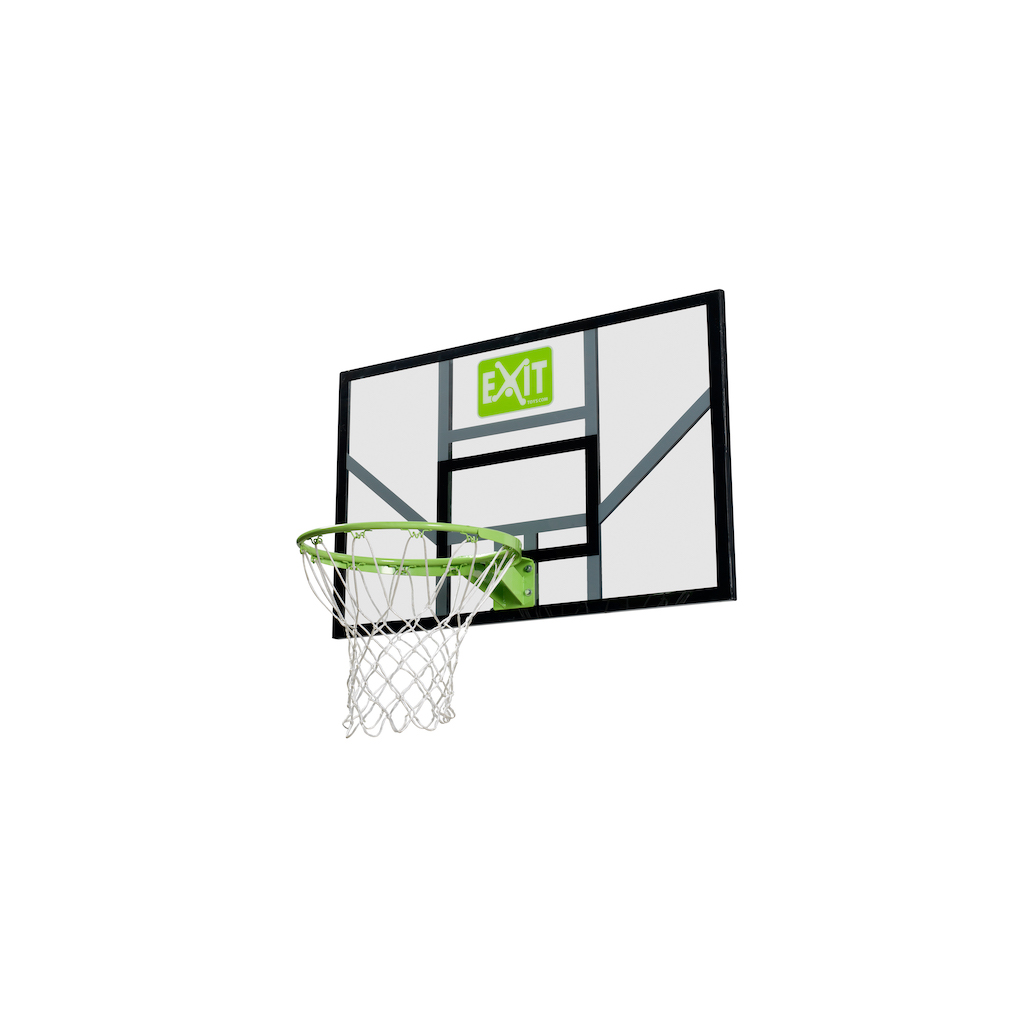 EXIT Galaxy Board + Ring + Net Support mural Rectangulaire Polycarbonate (PC)