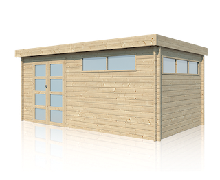 Blokhut | Modern | 505 x 295 | E-woodproducts