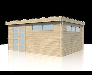 Blokhut | Modern | 505 x 385 | E-woodproducts