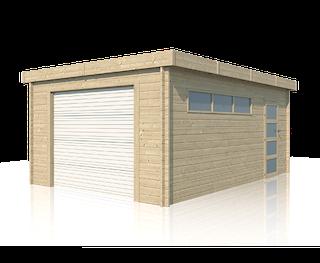 Garage QB | 385 x 565 cm