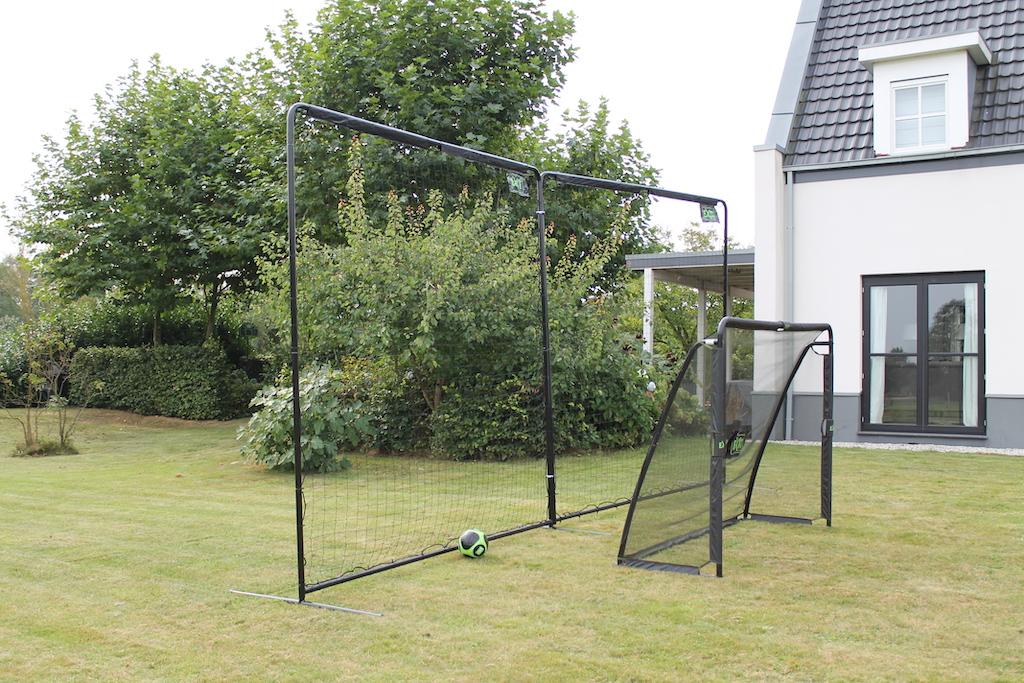 EXIT Backstop Net 600 Zwart