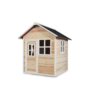 EXIT Loft 100 houten speelhuis - naturel