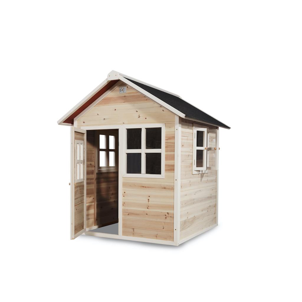 Maisonnette en bois EXIT Loft 100 - naturelle