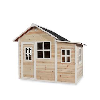 EXIT Loft 150 houten speelhuis - naturel