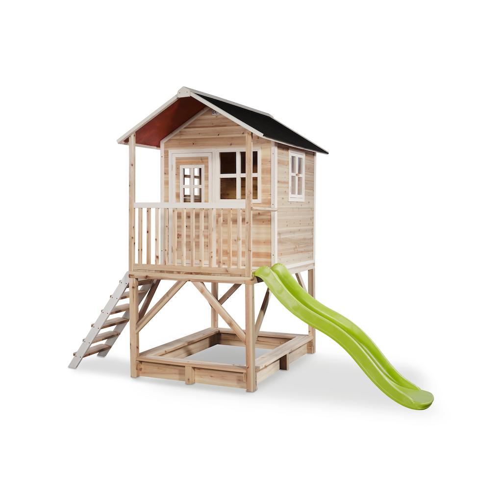 Maisonnette en bois EXIT Loft 500 - naturelle